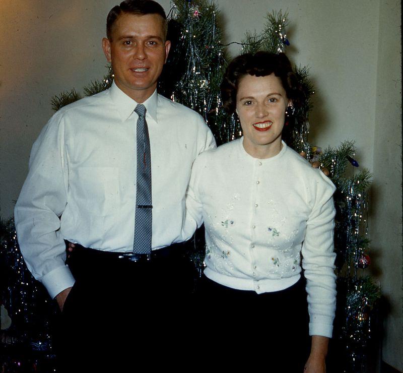 Uncle Jim & Aunt Margie, early 1960's
