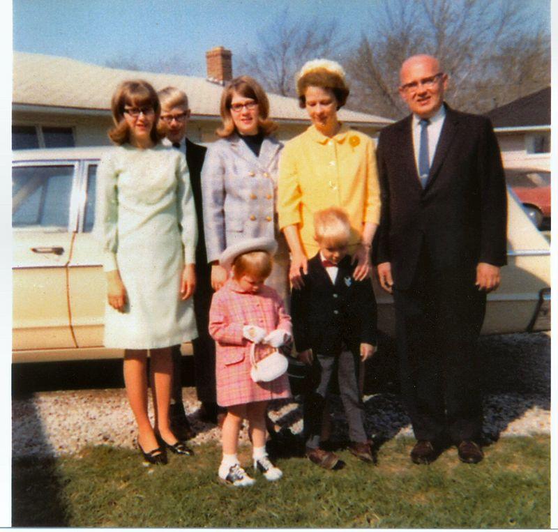 Easter Sunday, 1969