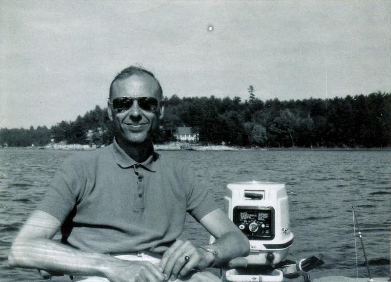 Clair, in Canada, 1965