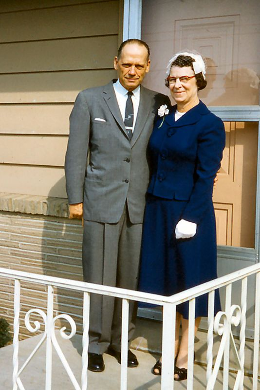 Grandma & Grandpa, Legion Rd. House