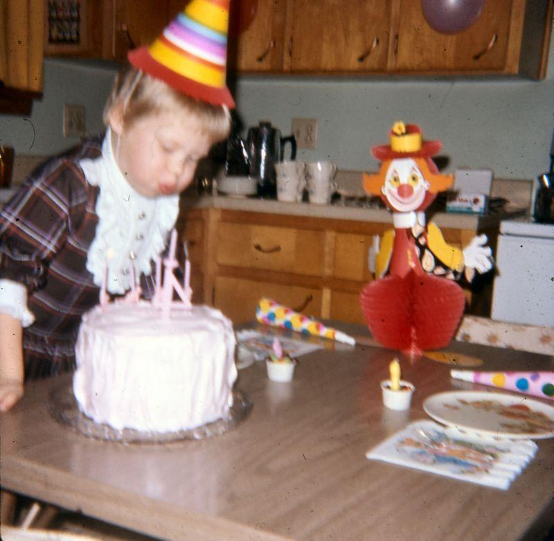 Susie's birthday