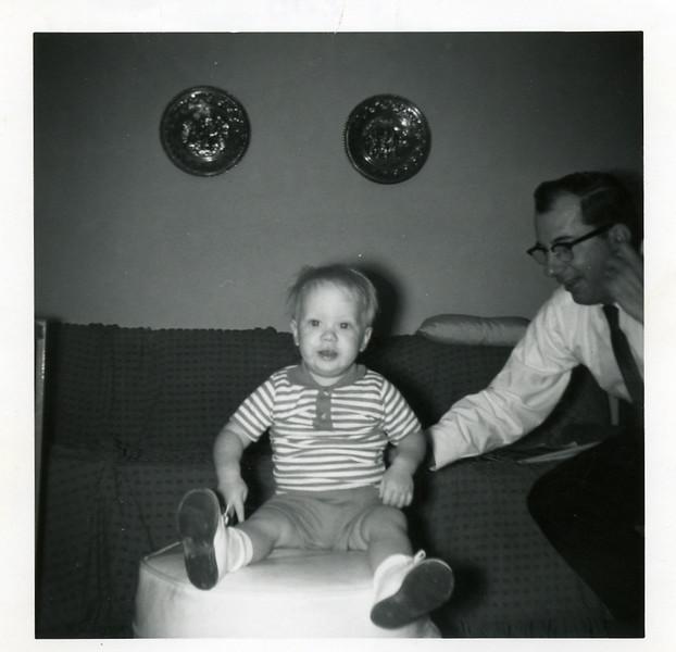 Scott and Howard Froelich, 1965