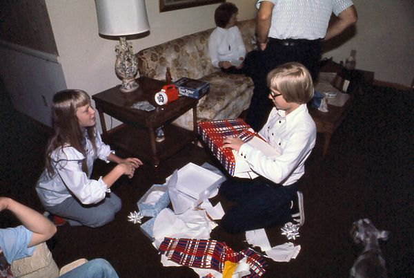 Scott & Susie, 1975