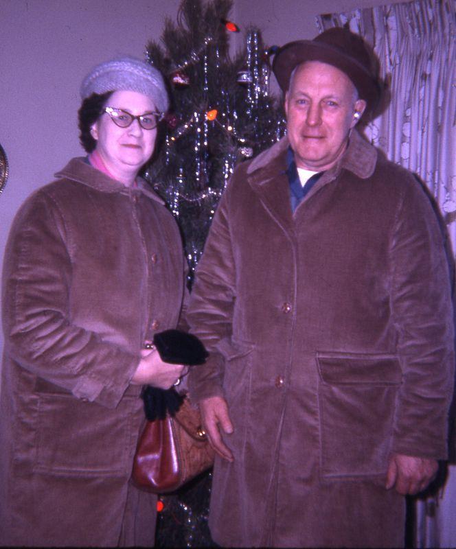 Mr. & Mrs. Strand