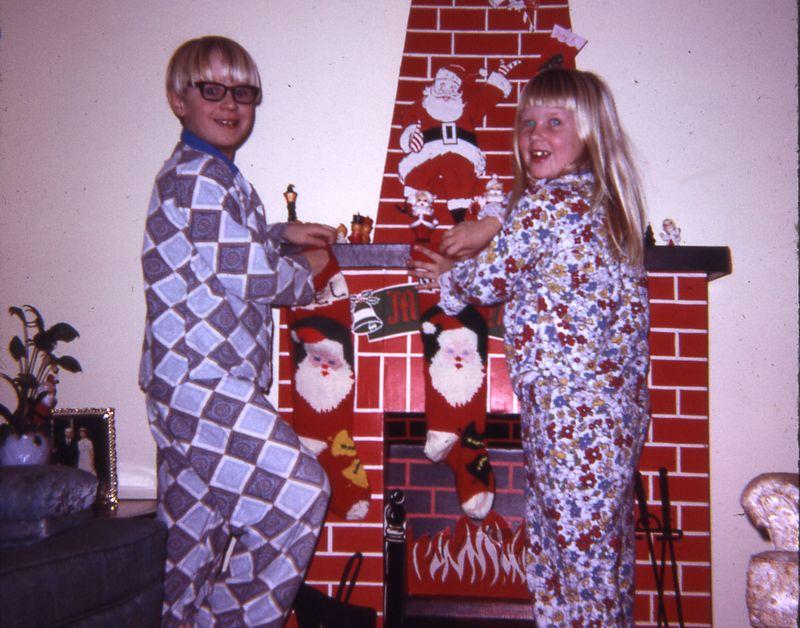 Christmas, 1971
