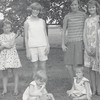 1st Cousins From Nancys Generation - <br /> unknown, unknown, Anne, unknown, babies: Beth, Susan