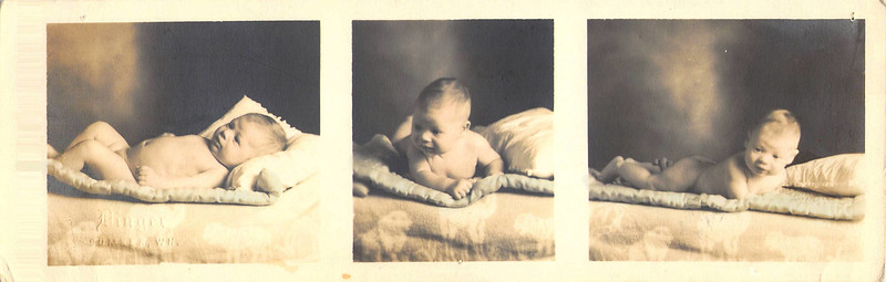 Donald Richard Askew, 3 months