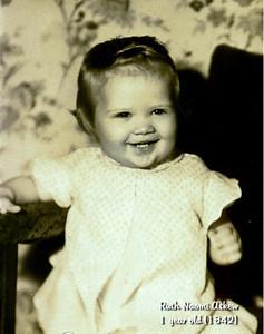 My mom - 1942