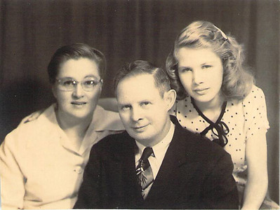 Hope, Manfred, and Ruth Naomi Askew, 1954