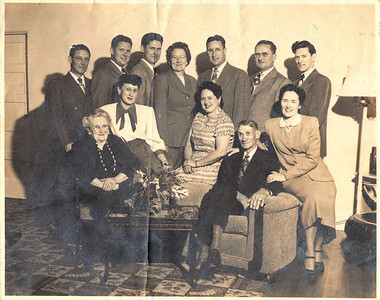 Samuel C. Askew Family