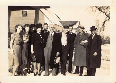 Wilfred Askew children and grandchildren