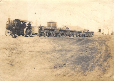 Mapleton ND 1911 or 1912