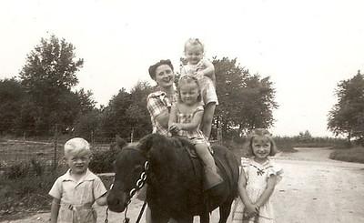 Cousins 1950's