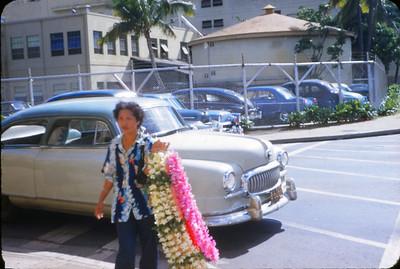 Oscar took this in Honolulu