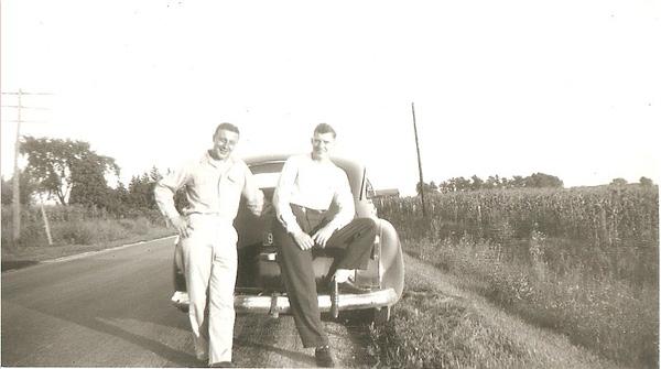 Oscar & Dean Donaldson