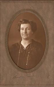 Great Aunt Minnie Bock