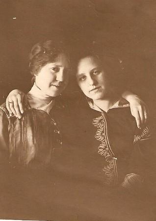 Frederick and Katherine Bock family