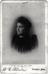 Cora Eddy Elston