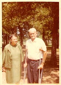 Joseph and Felvia Edwards 1969