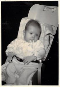 Ruth Elaine Edwards 1961
