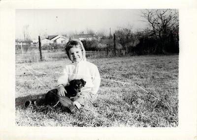 Ruth Elaine Edwards, 2yrs