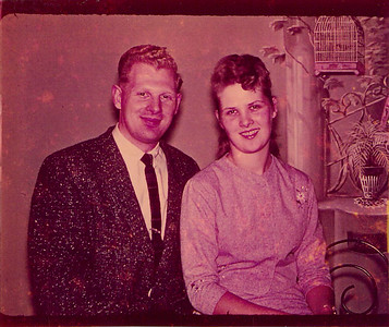 Don Askew & sister Ruth Edwards