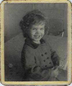 Ruth Elaine Edwards 1 or 2 yrs
