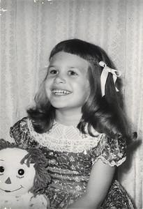 Ruth Elaine Edwards, 4 yrs, Dec 1964