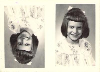 Ruth Elaine Edwards first grade