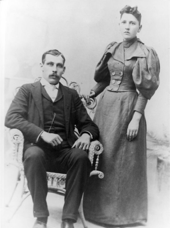 Wallace & Lulu Smith,<br /> Great, great grandparents