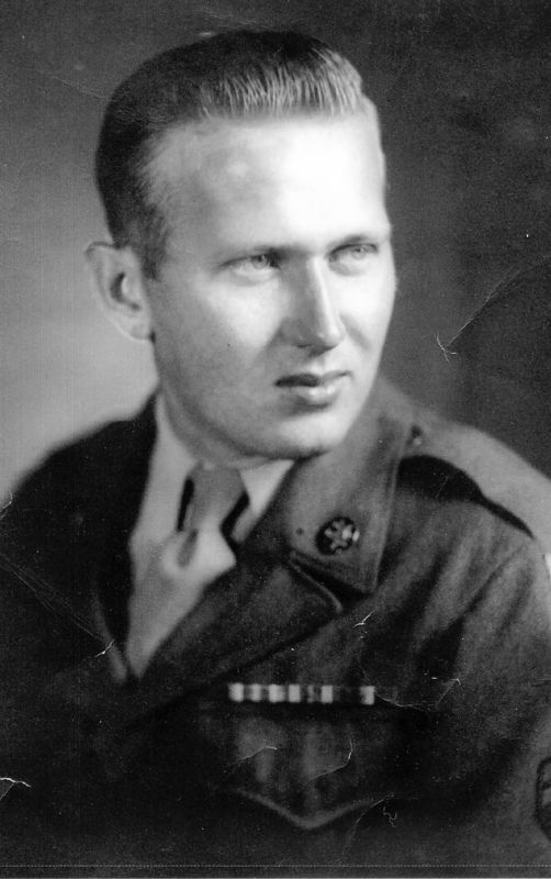 Walter Fleming, World War II