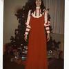 Teri Galloway<br /> Christmas 1974