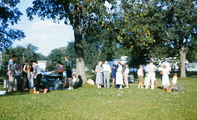 Luther S.S. Picnic