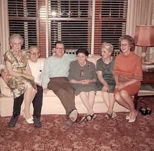 Edna, Walter, Jack, Mabel, Eva and Margaret