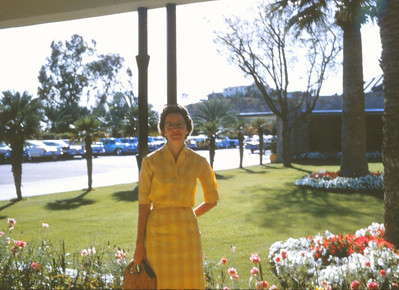 at the Biltmore in PHX 1959