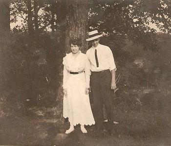 Walter & Edna Harvey Family