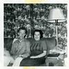 Duane and Betty Hoffman Christmas 1952