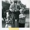 Teri and Doug Hoffman at Knott's Berry Farm 1959