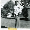 Duane and Doug Hoffman Taken June 22, 1954. Doug at age 6 weeks