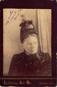 Mary Demuth Brisben Johns; 1887 or 1888