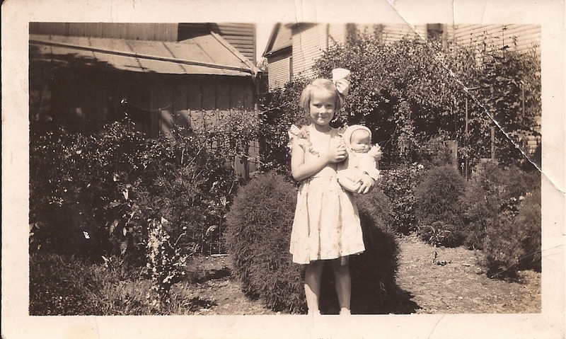 Mom, around 1937-38 (ten years old)