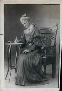 Lucy Harris Spencer Purvis, age 63 (~1905)