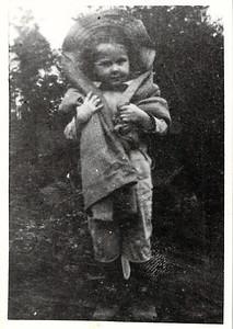 Hope Purvis age 4