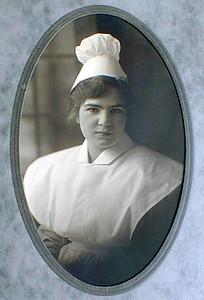Hilda Purvis 1922