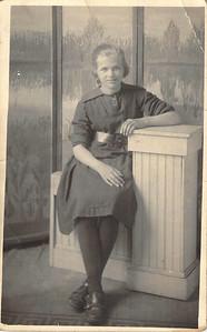 Hope Minerva Purvis age 12