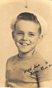 Buz Kyllonen, age 11. Taken in Ketchikan, AK