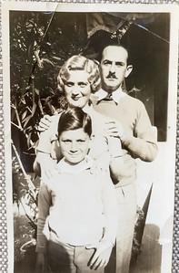 Aunt Sophie, Uncle Moe & Stanley