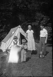 Camping or at Least on a Picnic