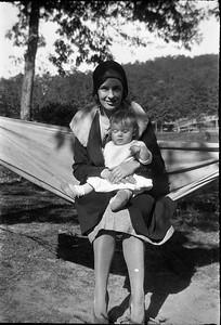 Ethel Carmichael Holding Jane Carmichael