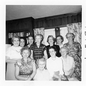 Ethel Carmichael is in the back row 3rd from the right.